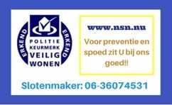 Noodservice Nederland stickers drukwerk