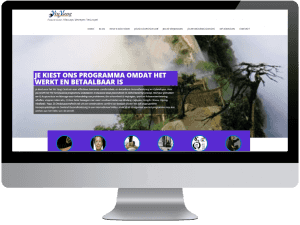 Yinyangcentrum webdesign