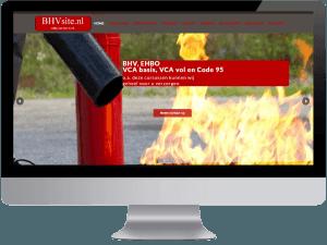 Bhvsite webdesign