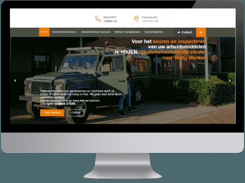 Fijen webdesign